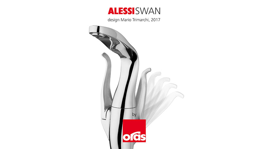 Collaboration with ALESSI,