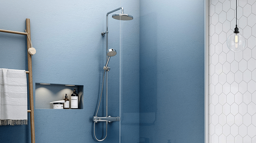 Say hello to a new era of showering,
