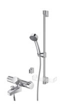 Oras Oramix, Bath and shower faucet with shower set, 7248