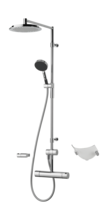 Oras Cubista, Shower system, 2892