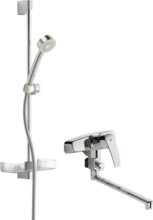Oras Safira, Shower faucet with shower set, 1066