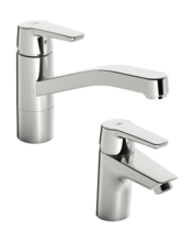 Oras Saga, Washbasin and kitchen faucet, 3923F