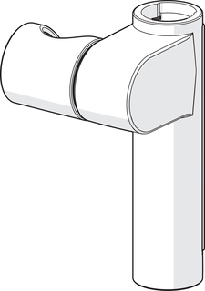 Oras Hydra, Slide for shower rail, 600378V