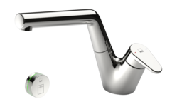 2227F | Oras Signa | Kitchen faucet with dishwasher valve, 230/5 V