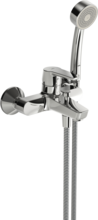 Oras Saga, Bath and shower faucet with shower set, 3951Y