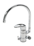 Oras Safira, Kitchen faucet with dishwasher valve, 1057FJ-01