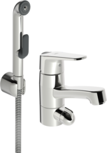 Oras Vega, Washbasin faucet with washing machine valve, 1814G