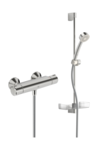 Oras Nova, Shower faucet with shower set, 7452U