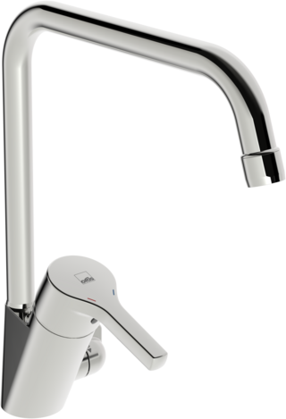 Oras Saga, Kitchen faucet with dishwasher valve, 3934FH
