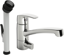 Oras Safira, Utility room faucet with dishwasher valve, 1027