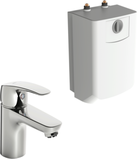 Oras Safira, Washbasin faucet for summer house, 1003F