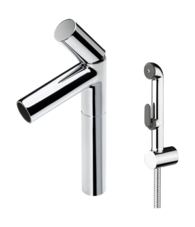 IL BAGNO ALESSI Dot by Oras, High washbasin faucet, 8602