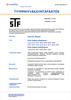 Approval/Declaration STF