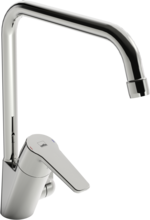 Oras Saga, Kitchen faucet with dishwasher valve, 3934