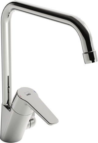 Oras Saga, Kitchen faucet with dishwasher valve, 3934F