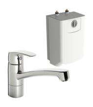 Oras Safira, Kitchen faucet for summer house, 1023F