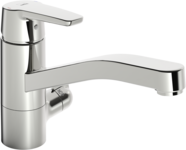 3935 | Oras Saga | Kitchen faucet with dishwasher valve