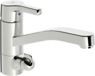 3935FH | Oras Saga | Kitchen faucet with dishwasher valve