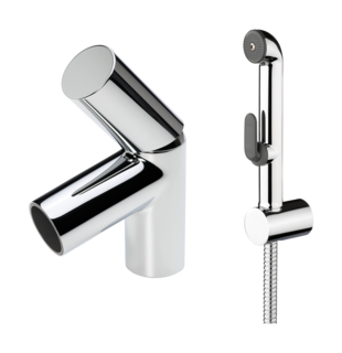 IL BAGNO ALESSI Dot by Oras, Washbasin faucet, 8612