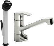 1027S | Oras Safira | Utility room faucet with dishwasher valve