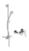 Oras Saga, Shower faucet with shower set, 3966Y