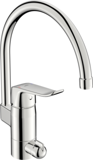 Oras Care, Kitchen faucet with dishwasher valve, 5739F