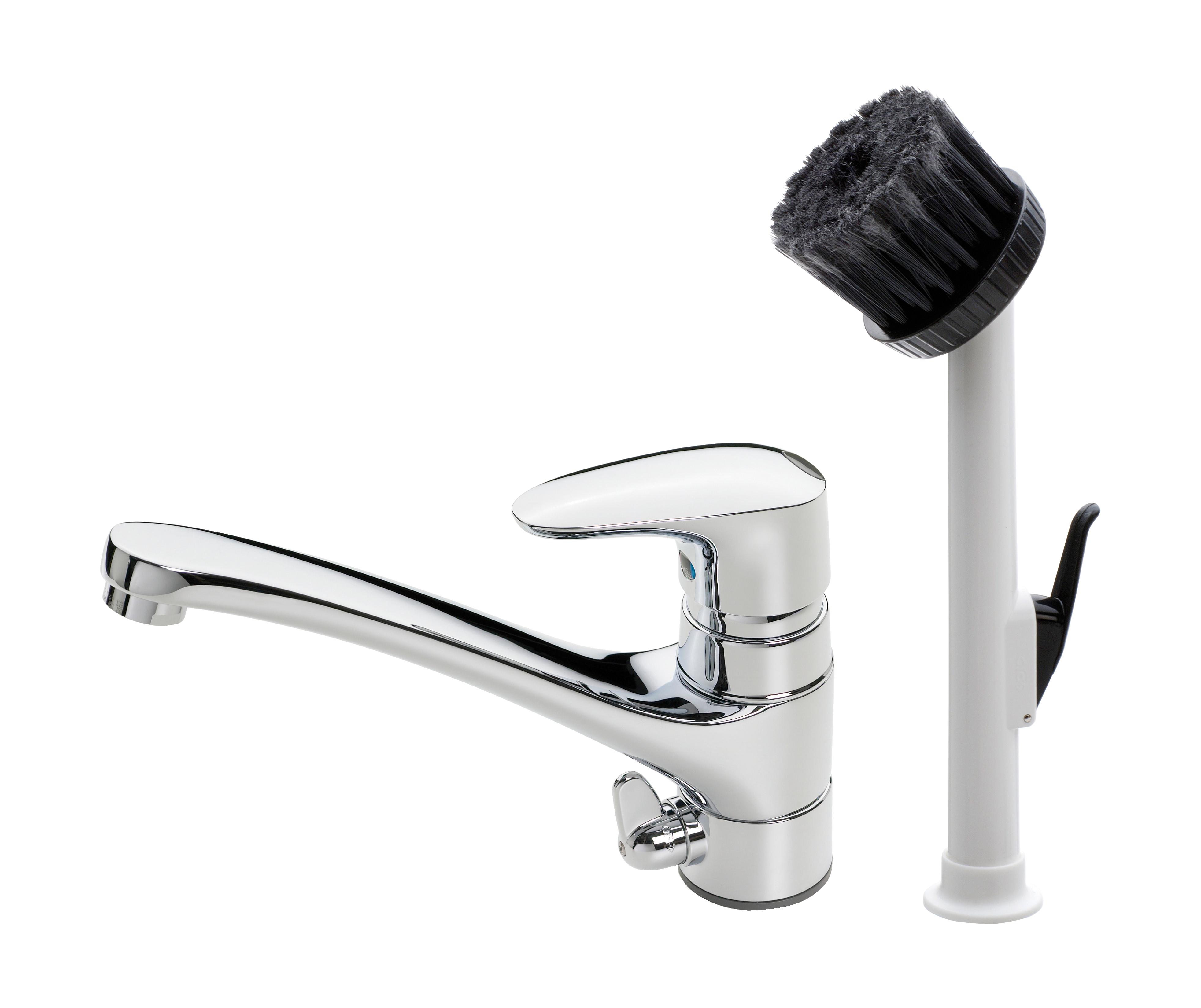 Oras Vega Tap Shower Set Utility Room Faucets