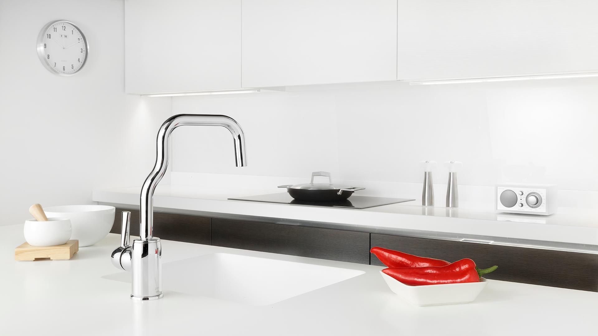 ... 8530 LA CUCINA ALESSI By Oras, Kitchen Faucet, ...