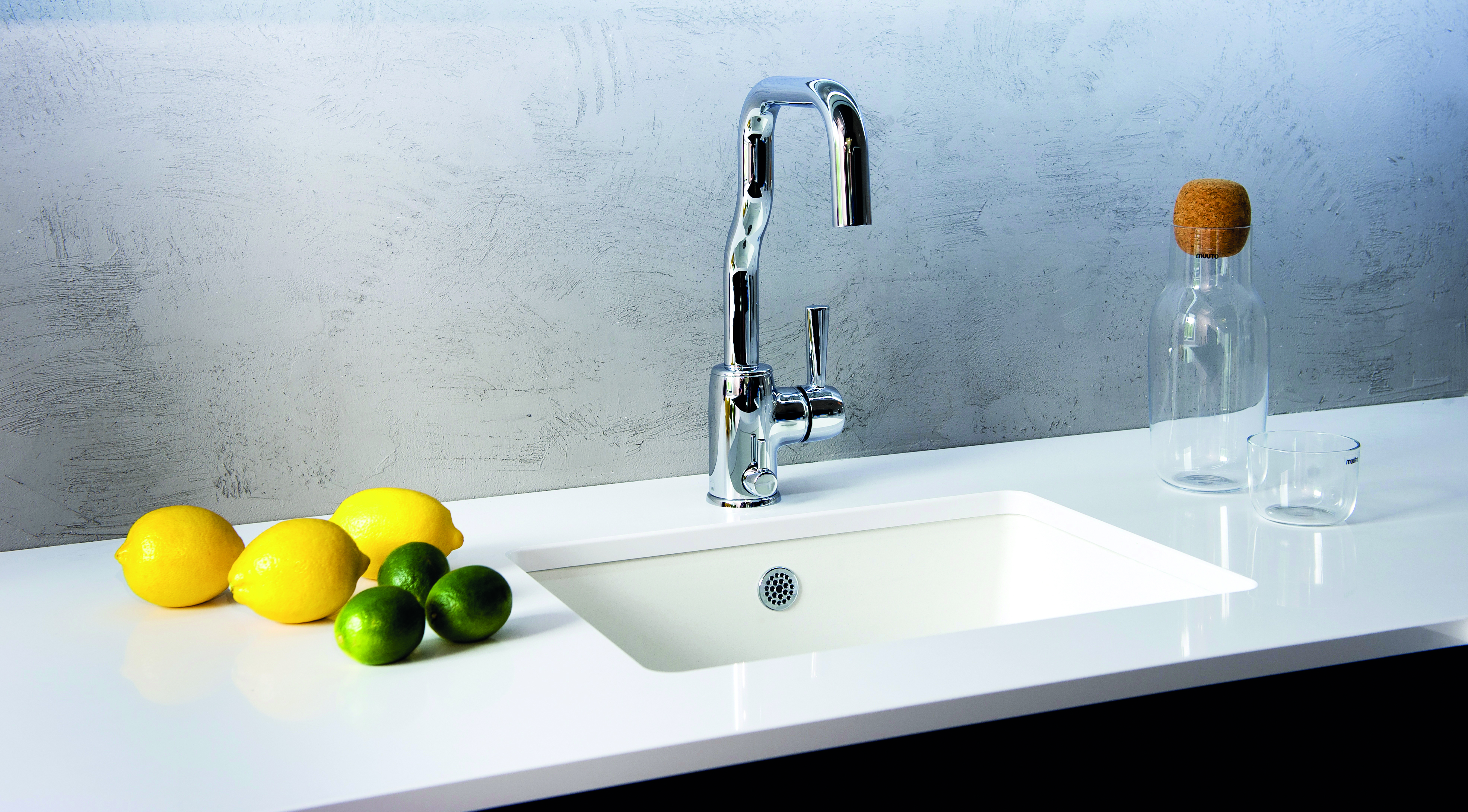 ... 8535 LA CUCINA ALESSI By Oras, Kitchen Faucet With Dishwasher Valve, ...