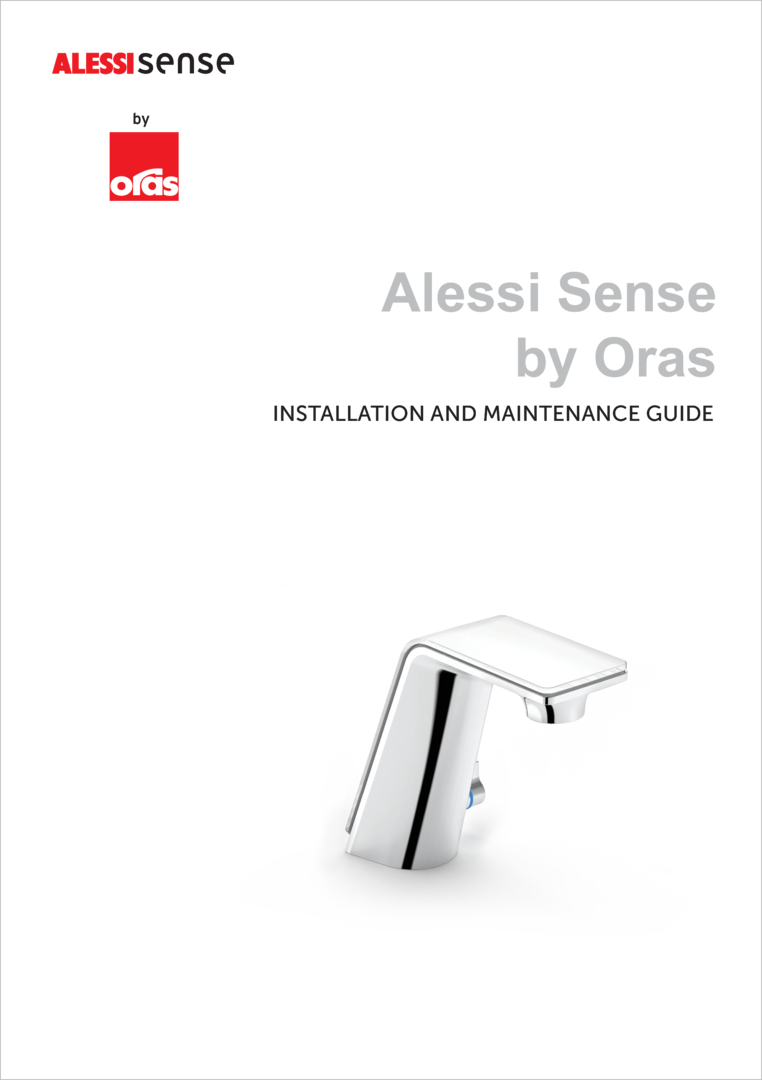 Oras Alessi Sense Kitchen Faucet Washbasin Faucet