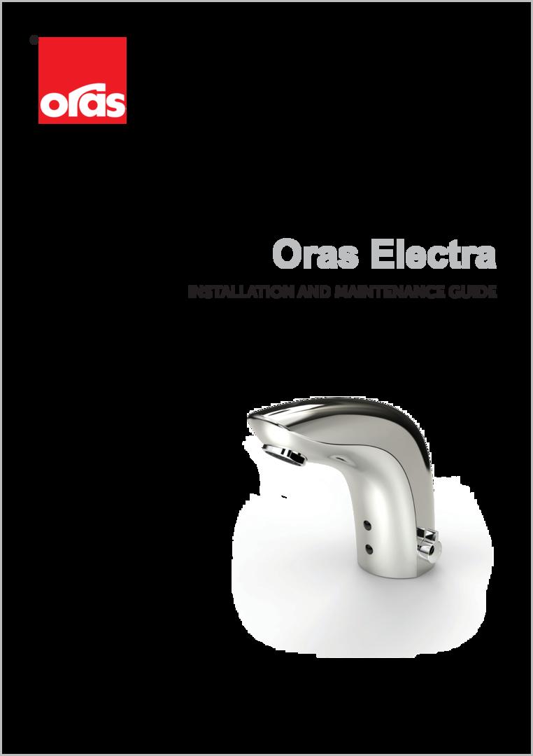 Rørig Oras Electra 6150F-102 Washbasin faucet, 6 V | Oras AY-36